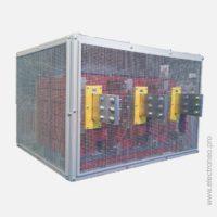 Трехфазный печной трансформатор ТСЭ 160-380/21
