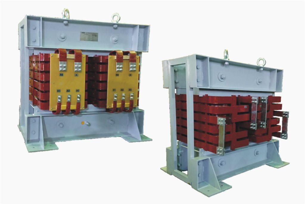 Однофазный печной трансформатор ОСЭ-300-380/60