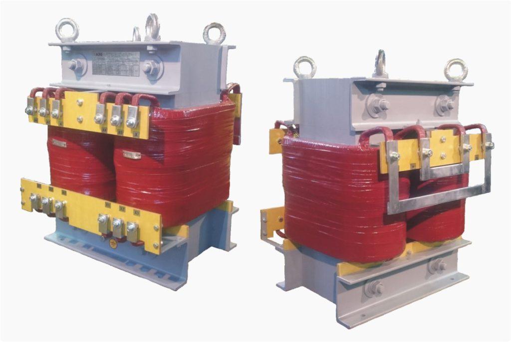 Однофазный печной трансформатор ОСЭ 63-380/310