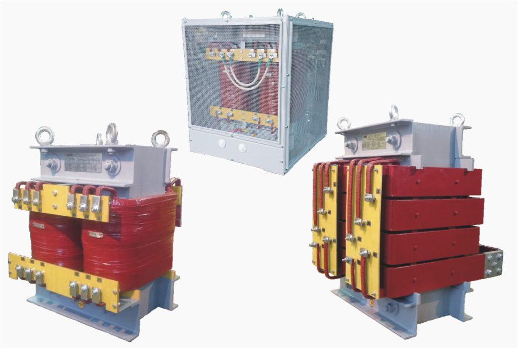 Однофазные печные трансформаторы 380 В