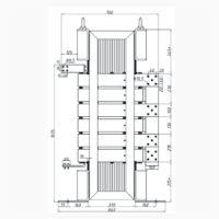 Печной трехфазный трансформатор ТСЭ-630-380-44
